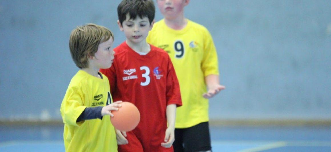 Vacances de Printemps 2018 : Tickets Sport Handball à la Salle Charcot pour les 6 à 14 ans !
