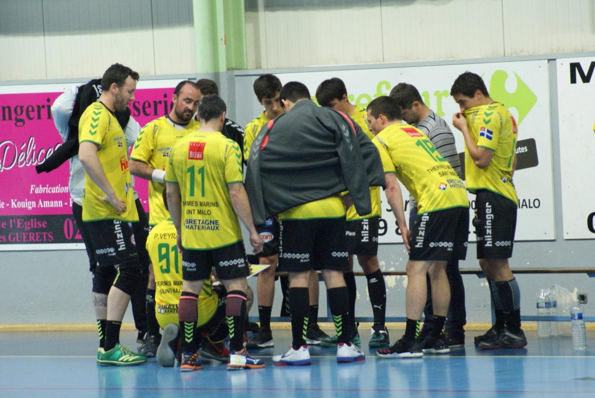 N2 / 21ème journée / Match CJF Saint-Malo – Cherbourg (18/05/2019)