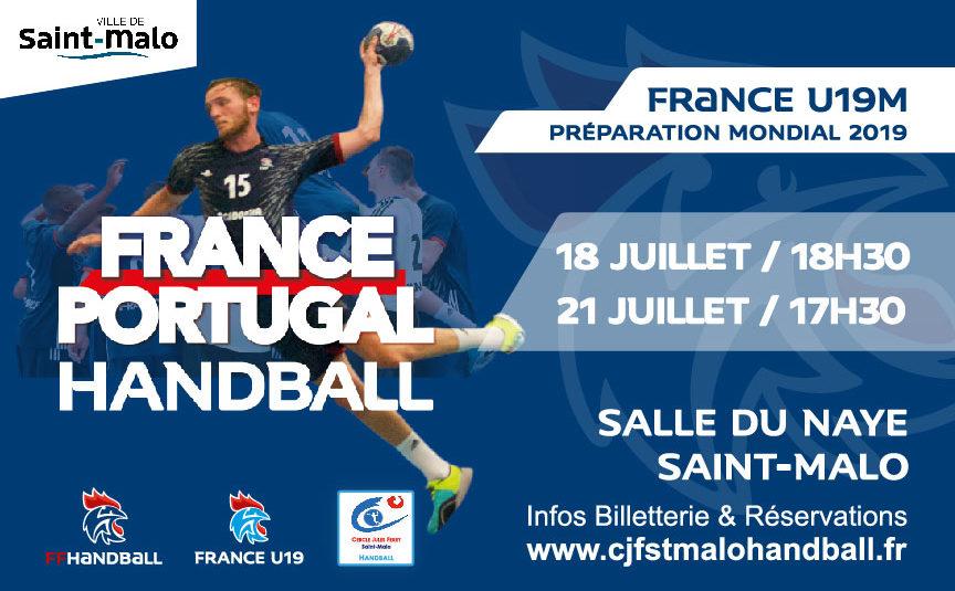 L'ÉQUIPE DE FRANCE U19 arrive sur ses terres malouines – 16 au 22 juillet 2019 – Summer Camp Mondial 2019