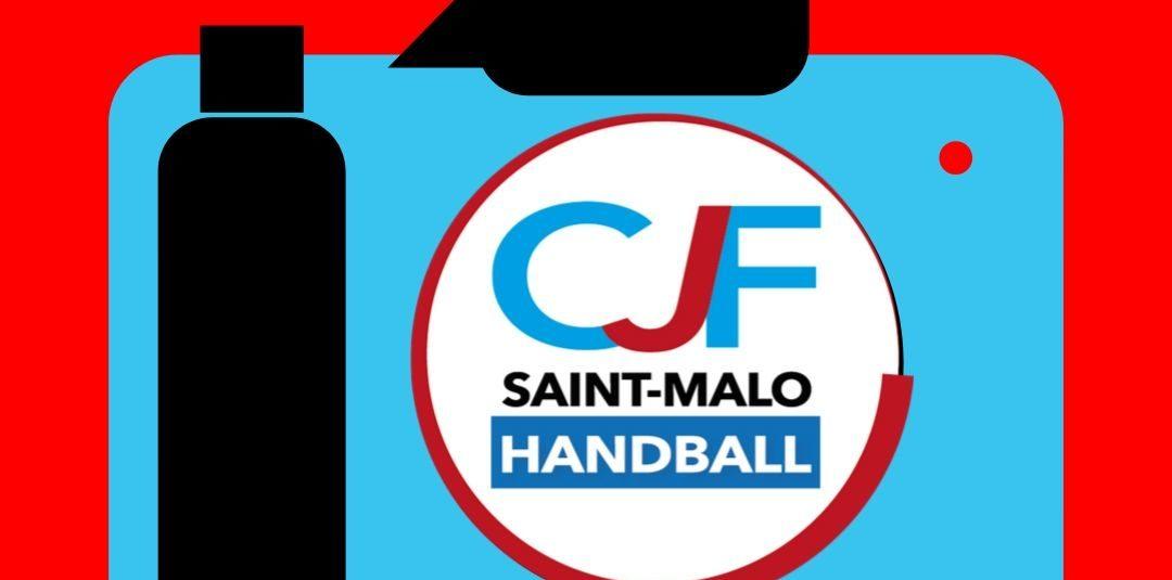 Reportage Photos :  N2M / CJF SAINT-MALO HB vs HENNEBONT LOCHRIST HB – 07 décembre 2019