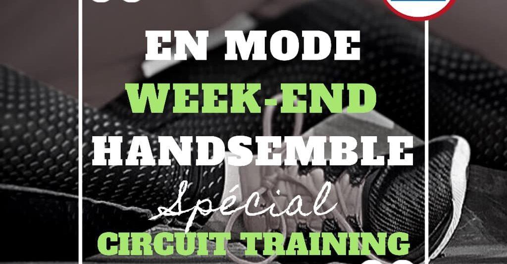 30 minutes Handsemble le week-end – Fiches n°5 + Fiches techniques