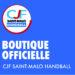 NOUVEAUTÉ : Le CJF Saint-Malo Handball présente... SA BOUTIQUE OFFICIELLE !!!